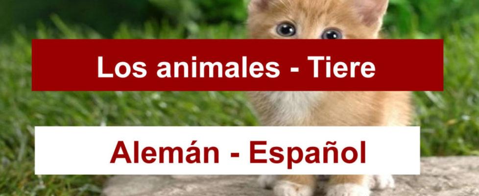 animales-en-aleman