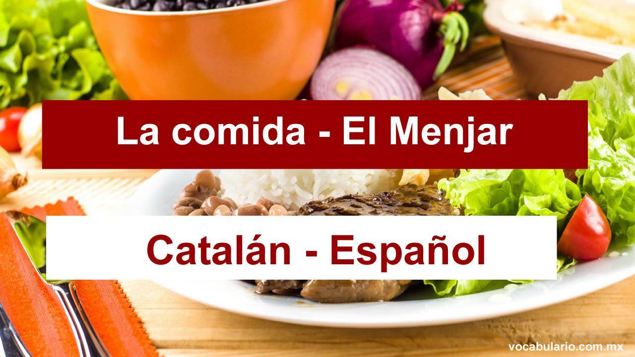 comida-en-catalan